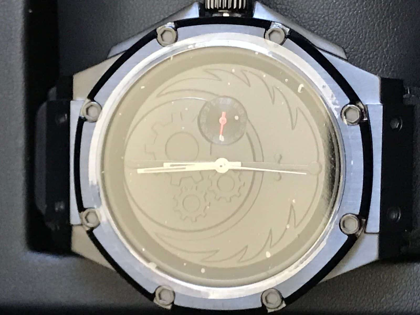 OFFICIAL Fallout BROTHERHOOD OF STEEL WATCH LIMITED 500 RARE Bethesda Softworks MSTR Meister 3