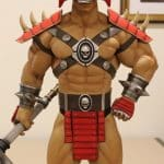 POP CULTURE SHOCK SHAO KAHN MORTAL KOMBAT KLASSIC STATUE IN STOCK sideshow 3