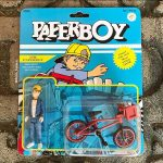 Paper Boy Dano Brown Custom Action Figure Exhibition San Diego Los Angeles