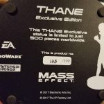Thane Exclusive Gaming Heads Mass Effect Statue 3
