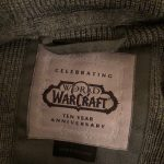 Esports Blizzard Employee World of Warcraft 10th Anniversary Sport Sweater XL 2