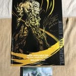 Final Fantasy Autographed Yoshinori Kitase Signed Poster