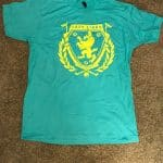 Fortnite Lazy Links Shirt Size Exclusive Epic Games Tee 2