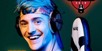 Ninja playing Blackout
