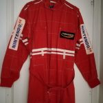 Nintendo 64 F-1 World Grand Prix Competition Jumpsuit