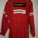 Nintendo 64 N64 F-1 F1 World Grand Prix Competition Promo Rare Jumpsuit 90's 9