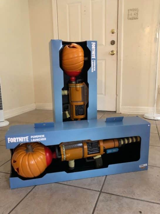 Fortnite Pumpkin Launcher Halloween Epic Games Official