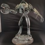Halo Covenant Elite Statue Bungie Microsoft Limited Grail Figure Juan Ramirez