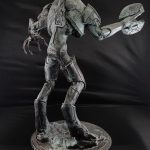 Halo Covenant Elite Statue Bungie Microsoft Limited Grail Figure Juan Ramirez 4