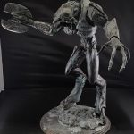 Halo Covenant Elite Statue Bungie Microsoft Limited Grail Figure Juan Ramirez 7
