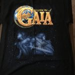 ILLUSION OF GAIA SNES 1994 Video Game Shirt L- Promo T-shirt
