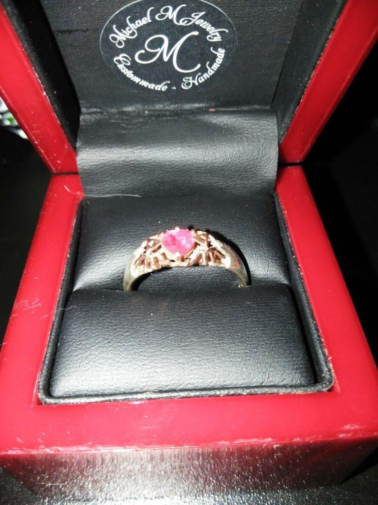 Legend Of Zelda Engagement Ring