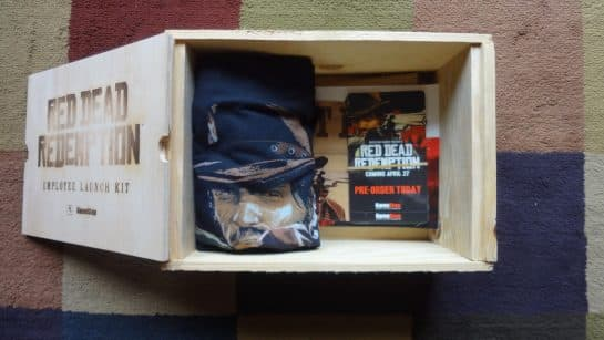 Red Dead Redemption employee kit