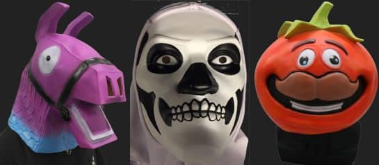 fortnite halloween masks