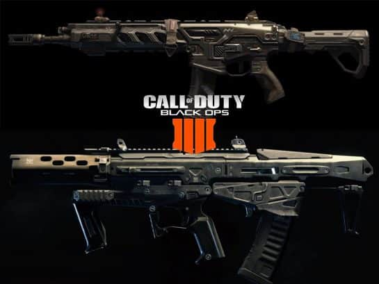 Best BO4 Guns