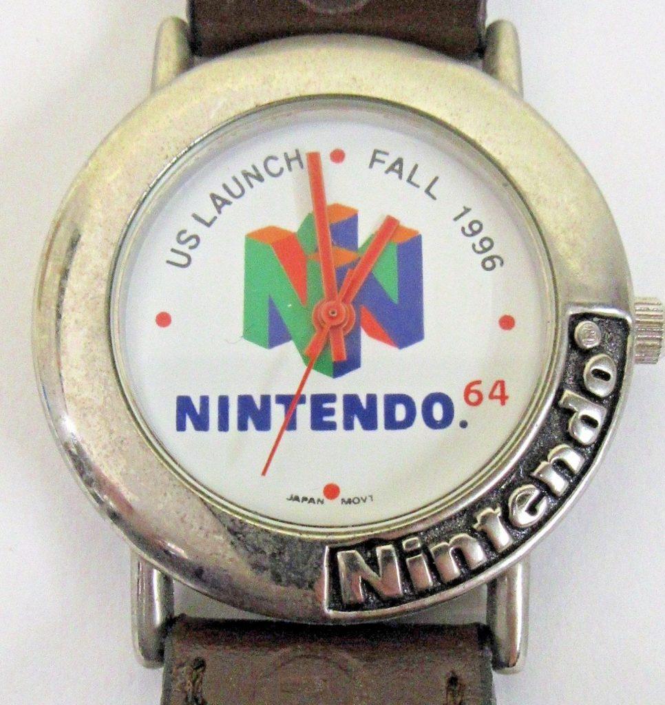 1996 NINTENDO 64 U.S. Launch Employee promotional