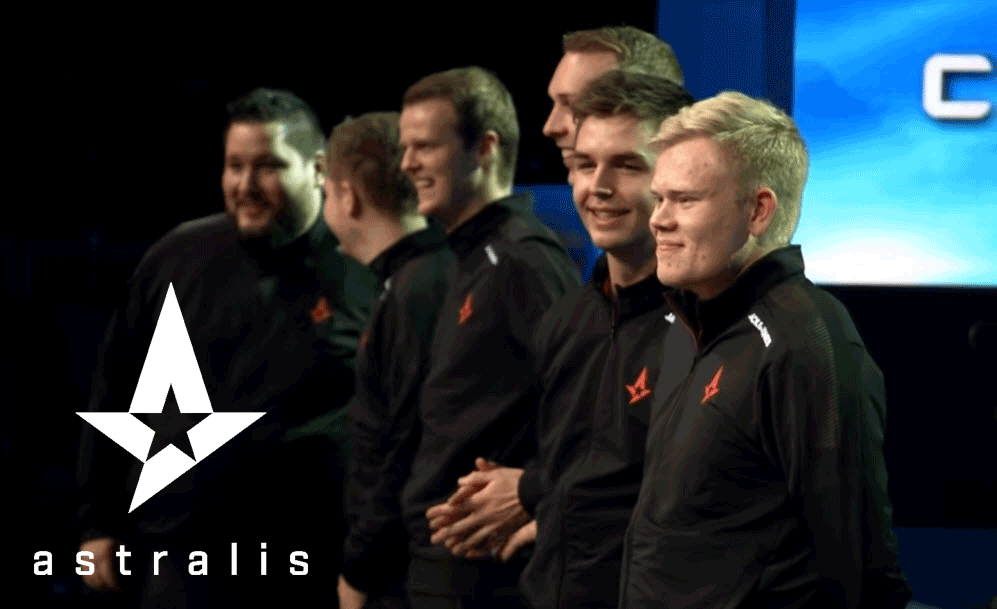 Astralis Esports CSGO Counter Strike Professional Gaming Gamer Pro League Tournament