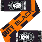 Black Ops 4 IIII Scarf Official Winter Dress Up Clothing Wardrobe