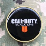 Call Of Duty Black Ops 4 Coin Military 2