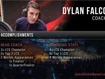 Coach Dylan Falco Departure Connected to sOAZ