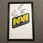 Counter Strike Offensive CSGO Poster Signed By Natus Vincere Navi Esports MLG 6