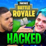 Drake's Fortnite Account Hacked Fools Ninja