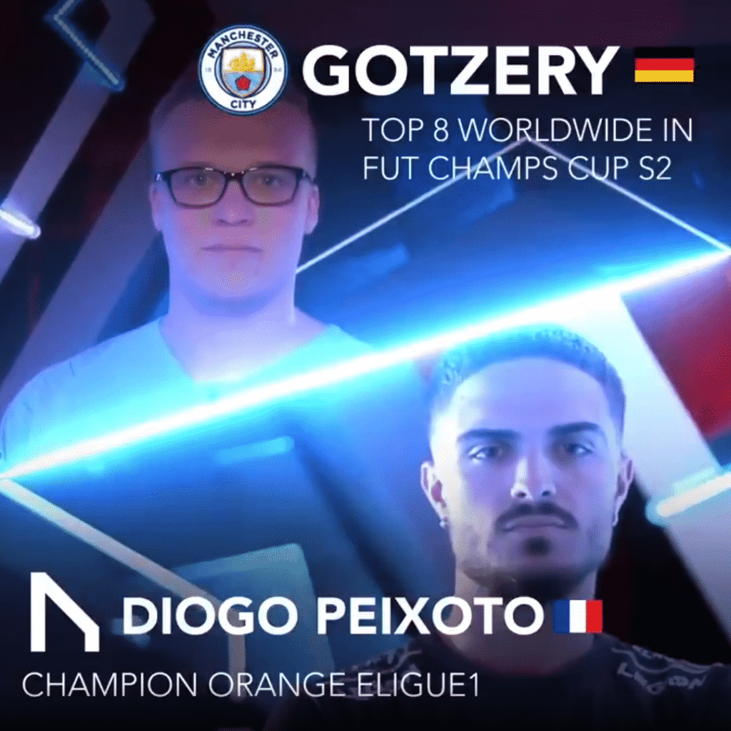FIFA 19 Gfinity Elite Series FIFA 19 Gotzery Diogo Peixoto Match up