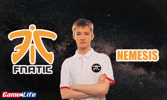 FNATIC New Midlander - Nemesis Joins the Team