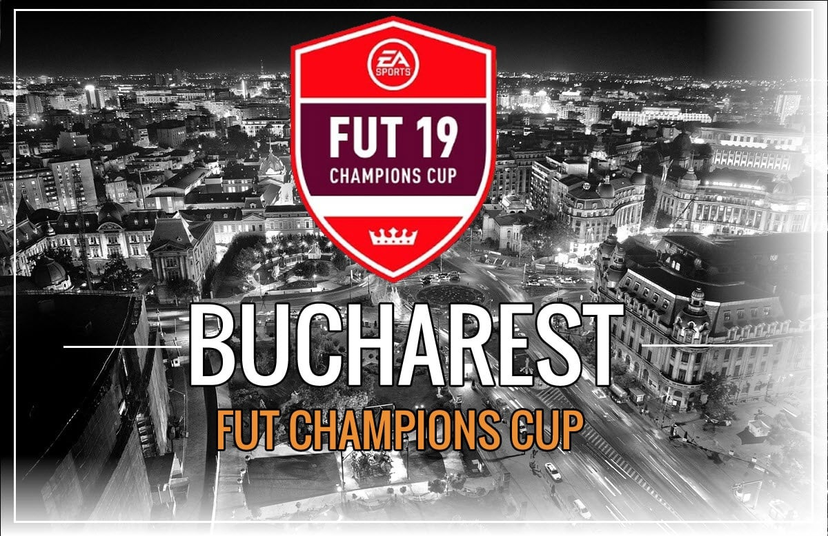 FUT Champions Cup 2018 Bucharest kicked off - Invincible MoAuba