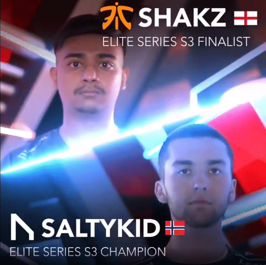Gfinity Elite Series Street Fighter V Arcade Edition Shakz SaltyKid Match Up Esports
