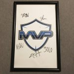 MVP Project Signed CSGO ESL Pro League Poster Korea Gaming MLG