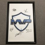 MVP Project Signed CSGO ESL Pro League Poster Korea Gaming MLG 3