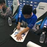 MVP Project Signed CSGO ESL Pro League Poster Korea Gaming MLG 6