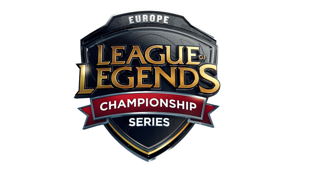 Old League of Legends Championship Series Logo EU LCS