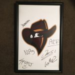 Renegades Signed Team Poster ESL Pro League electronics Sports League ESports