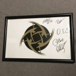 Signed Ninjas in Pyjamas Counter Strike Offensive Poster ESL Pro League NIP