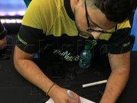 Signed Space Soldiers Eletronics Spots League ESL MLG Esports Touranment Gaming 4