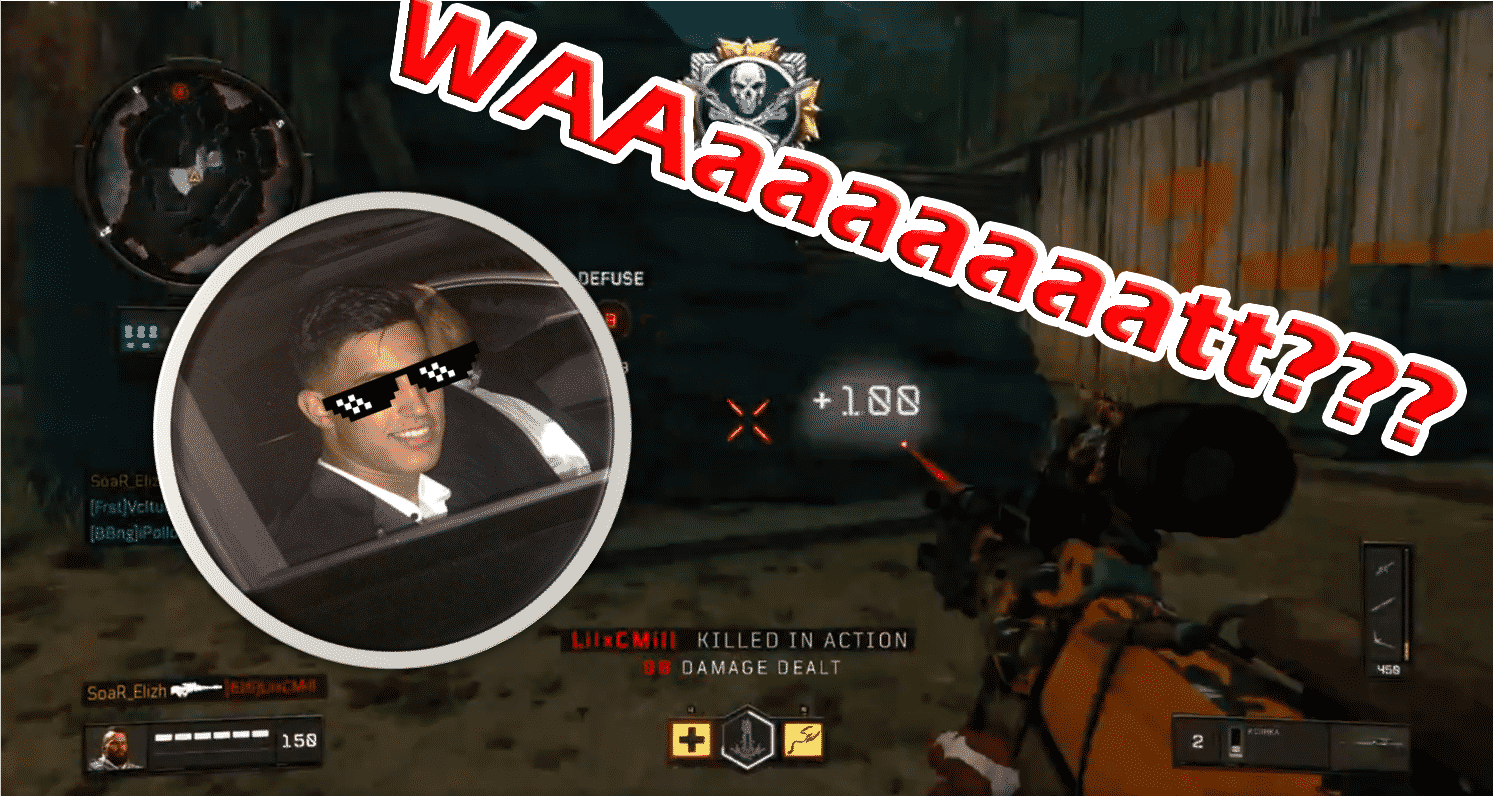 SoaR Elizh Trickshot is INSANE on the New Firing Range Night @SoaRElizh