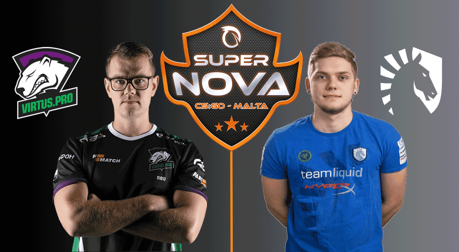 SuperNova Malta 2018 First Round Review Virtus.Pro vs Team Liquid Esports Pro Gaming