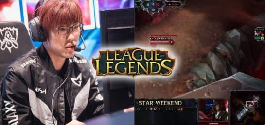 Ambition retires from esports professional League of Legends play LOL Championship
