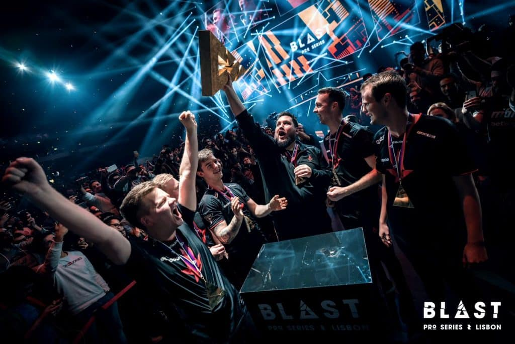 Astralis Esports Blast Pro Series Lisbon CSGO Counter Strike Grand Final Winners Champion