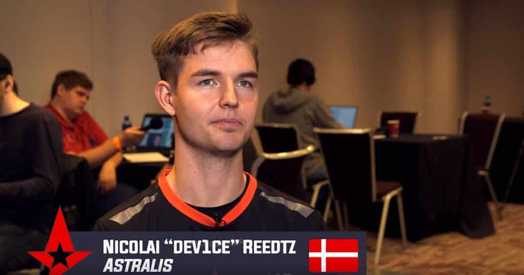 AstralisNicolaidev1ceReedtz Esports Counter Strike Player Paid Earning