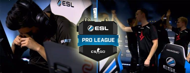 Astralis keep winning, MIBR crushed Shark Esports - ESL Pro League