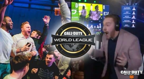 Ben Benson Bowe Most EPIC Esports COD Caster Play by Play Call of Duty CWL World League