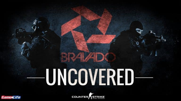 Bravado Gaming UNCOVERED Esports Team Clan Professional Gaming Pro League Gamer CSGO