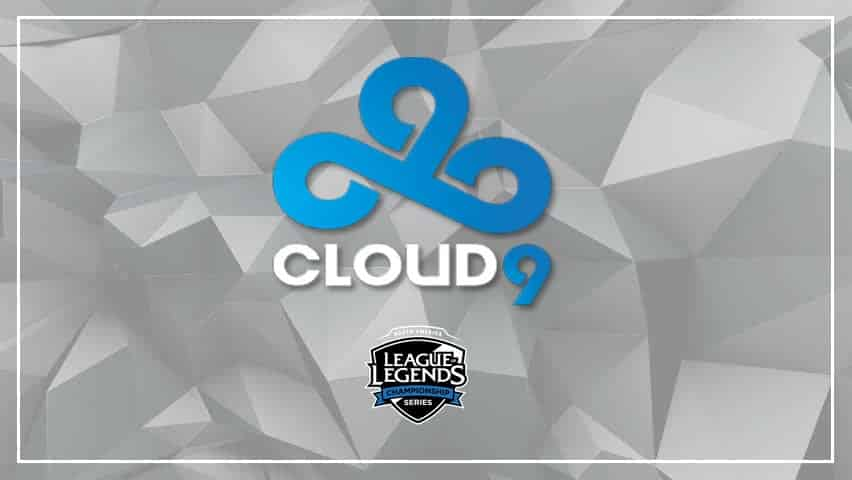 Cloud9 Esports League of Legends Championship Series North American Spring Split LCS