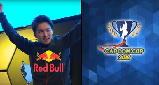 Esports Kanamori gachikun Tsunehori is the Capcom Cup Champion [Street Fighter V]