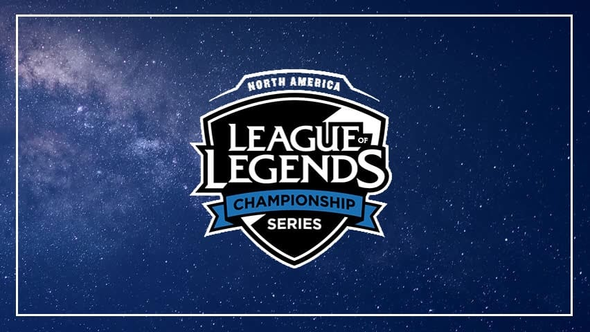 Esports League of Legends Championship Series NA LCS