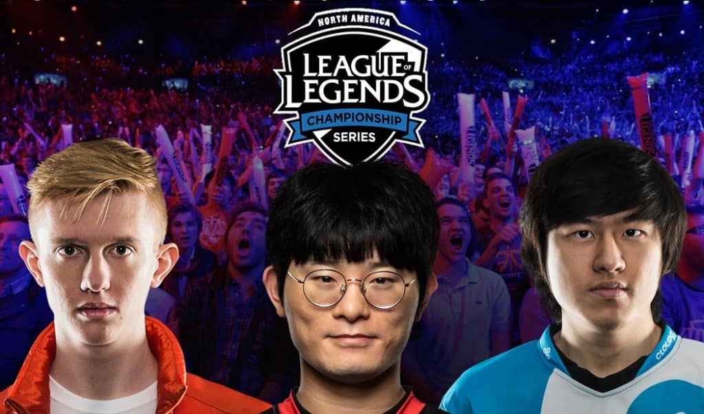 Esports-League-of-Legends-Championship-Series-North-American-Piglet-Froggen-Rush LoL LCS