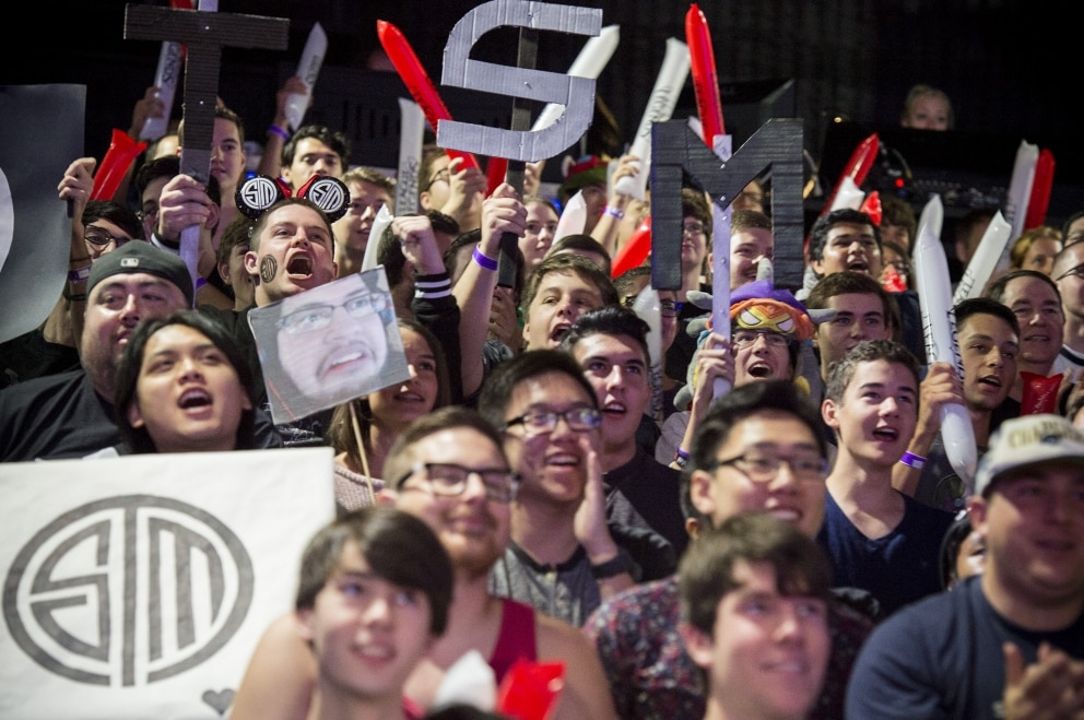 Esports League of Legends LCS Championship Series North American Spring Split Gaming